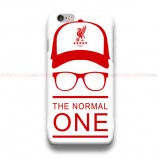 Normal One Liverool FC  iPhone Custom Cover Hard Cases