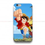 One Piece Luffy IDC iPhone Custom Cover Hard Cases