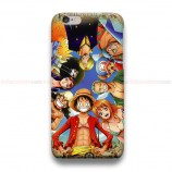 One Piece Team  iPhone Custom Cover Hard Cases