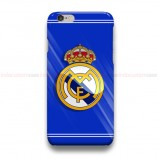 Real Madrid CF Blue Phone Custom Cover Hard Cases