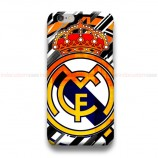 Real Madrid CF ZL21  iPhone Custom Cover Hard Cases