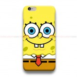 Spongebob C iPhone Custom Cover Hard Cases