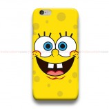 Spongebob iPhone Custom Cover Hard Cases