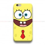 Spongebob U iPhone Custom Cover Hard Cases