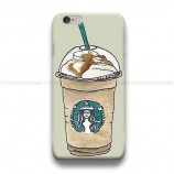 Starbuck iPhone Custom Cover Hard Cases