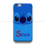 Stitch Smile iPhone Custom Cover Hard Cases