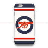 The Gunner Arsenal iPhone Custom Cover Hard Cases