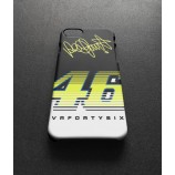 Valentino Rossi The Doctor VR46 GGP01 iPhone Custom Cover Hard Cases
