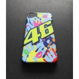 Valentino Rossi The Doctor VR46 GGP04 iPhone Custom Cover Hard Cases