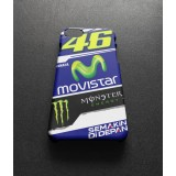 Valentino Rossi The Doctor VR46 GGP07 iPhone Custom Cover Hard Cases