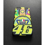 Valentino Rossi The Doctor VR46 GGP08 iPhone Custom Cover Hard Cases