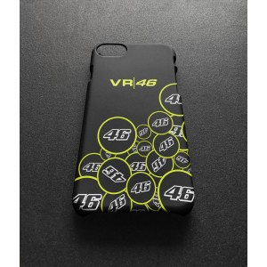 Valentino Rossi The Doctor VR46 GGP10 iPhone Custom Cover Hard Cases