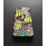 Valentino Rossi The Doctor VR46 GGP12 iPhone Custom Cover Hard Cases