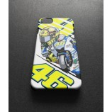 Valentino Rossi The Doctor VR46 GGP15 iPhone Custom Cover Hard Cases
