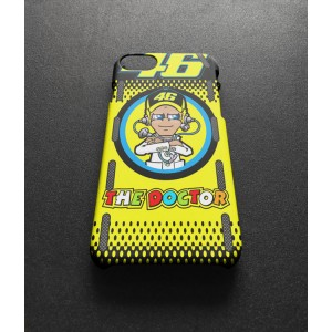 Valentino Rossi The Doctor VR46 GGP17 iPhone Custom Cover Hard Cases