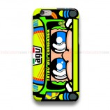 Valentino Rossi VR46 AGV GGP2  iPhone Custom Cover Hard Cases