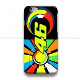 Valentino Rossi VR46 IDC  iPhone Custom Cover Hard Cases