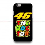 Valentino Rossi VR46 IDC1  iPhone Custom Cover Hard Cases