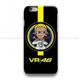 Valentino Rossi VR46 IDC2  iPhone Custom Cover Hard Cases