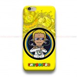 Valentino Rossi VR46 IDC3  iPhone Custom Cover Hard Cases