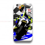 Valentino Rossi VR46 IDC5  iPhone Custom Cover Hard Cases