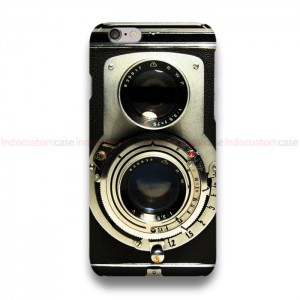 Vintage Camera iPhone Custom Cover Hard Cases