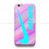 Water Color Nike Just Do It  iPhone Custom Cover Hard Cases