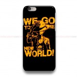 We Go To The New World One Piece  iPhone Custom Cover Hard Cases