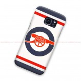 Arsenal FC The Gunner Logo 2 Samsung Galaxy Cover Hard Case