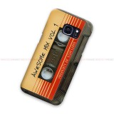 Awesome Mix Vol 1 Cassette Samsung Galaxy Cover Hard Case