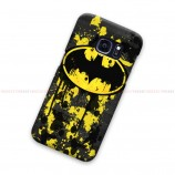 Batman Paint Logo Samsung Galaxy Cover Hard Case