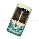 Blue VW 2 Samsung Galaxy Cover Hard Case