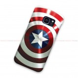 Captain America Shield 3 Samsung Galaxy Cover Hard Case