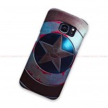Captain America Shield 4 Samsung Galaxy Cover Hard Case