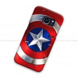 Captain America Shield Samsung Galaxy Cover Hard Case