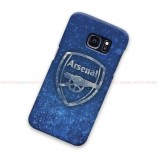 Chelsea FC Weanter Logo Striped Samsung Galaxy Cover Hard Case
