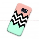 Chevron Tosca pink Samsung Galaxy Cover Hard Case