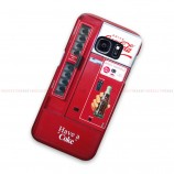 Coca Cola Vending Machine Samsung Galaxy Cover Hard Case