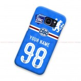 Custom CISC Name And Number Chelsea Samsung Galaxy Cover Hard Case