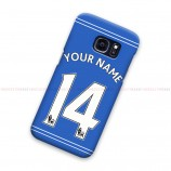 Custom Name And Number Chelsea EPL Samsung Galaxy Cover Hard Case