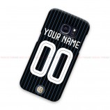 Custom Name And Number Internationale Milan 2 Samsung Galaxy Cover Hard Case