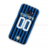 Custom Name And Number Internationale Milan Samsung Galaxy Cover Hard Case