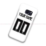 Custom Name And Number Real Madirid FC 2015 Samsung Galaxy Cover Hard Case
