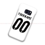 Custom Name And Number Real Madirid FC 2016 Samsung Galaxy Cover Hard Case