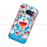 Doraemon Sticket Bomb Style Samsung Galaxy Cover Hard Case