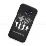 FC Barcelona Carbon Logo Samsung Galaxy Cover Hard Case