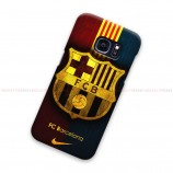 Fc Barcelona Catalonia Logo Samsung Galaxy Cover Hard Case