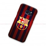 Fc Barcelona Flag Samsung Galaxy Cover Hard Case