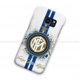Forza Inter Milan White Samsung Galaxy Cover Hard Case