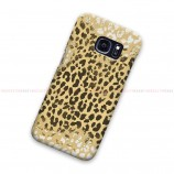 Gold Leopard Skin Samsung Galaxy Cover Hard Case